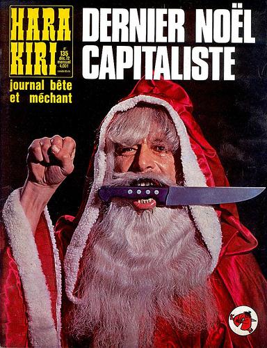 Hara Kiri, décembre 1972