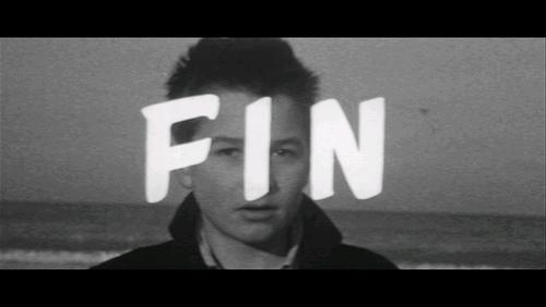 Les 400 coups, François Truffaut, 1959