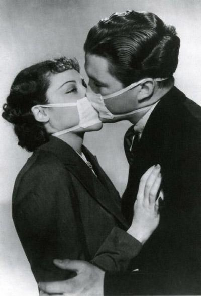 L'amour au temps de la crise H1N1